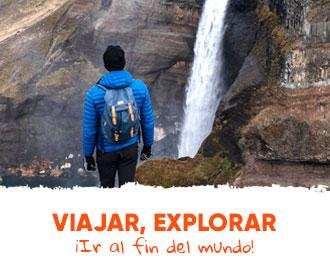 Viajar, explorar